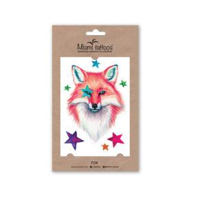 fox mockup