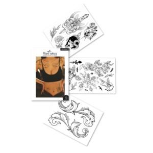 Наборы из трех листов (формат А5)